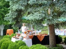 Кетъринг: Абитуриенски бал в с. Драгичево, 40 гости - 24.05.2008г