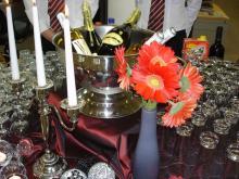 Кетъринг: Откриване на офис, фирма Forton, 40 гости - 22.02.2008г.