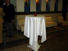 Кетъринг: Коктейл GE Healthcare, 150 гости - 11.04.2008г