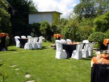 Кетъринг: Частно парти в с. Герман, 45 гости - 25.05.2008г