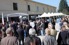 Кетъринг: Откриване на завод Инкотекс груп в гр. Ботевград - 01.04.2011г.