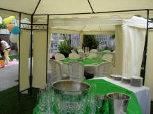 Кетъринг: Абитуриенски бал в с. Мосачево, 40 гости - 23.05.2008г