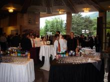 Кетъринг: НИМ-Бояна, коктейл по случай 24-ти май, 800 гости - 22.05.2008г