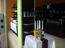 Кетъринг: Откриване на магазин за хранителни добавки - шоурум Reflex, 50 гости - 31.08.2009г.