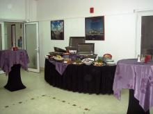 Кетъринг: Работен обяд в офиса на ф-а Гедеон Рихтер АД, 50 гости – 23.03.2010г.