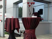 Кетъринг: Откриване на мебелен магазин РИТОНИ Design, 100 гости