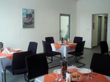 Кетъринг: Работен обяд в STIHL, 16 гости - 05, 06, 07 и 08.01.2009г