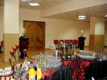 Кетъринг: Презентация на фирма Астела Фарма, гр. Стара Загора , 70 гости - 6.03.2008г