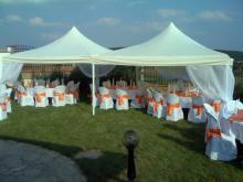 Кетъринг: Сватба в област Стара Загора - с.Люляк, 120 гости - 23.08.2008г.
