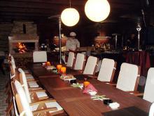 Кетъринг: Суши парти в частен дом, 30 гости - 08.11.2008г