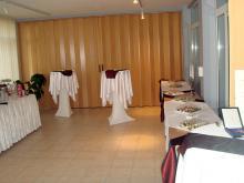 Кетъринг: Фирмен коктейл в Технически Университет, 35 гости - 24.10.2008г