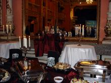 Кетъринг: Седем години TV Европа, ЦДНА 100 гости - 15.04.2008г