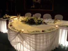 Кетъринг: Сватба в р-т Wasabi Lounge, 80 гости - 06.09.2008г.