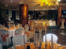 Кетъринг: Сватба в р-т Wasabi Lounge, 80 гости - 20.09.2008г