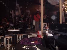 Кетъринг: Оборудване под наем в пиано бар BIG APPLE - 18.02.2009г.