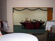 Кетъринг: Коледно парти ДЕНТАЛТЕХНИКА, 30 гости - 21.12.2007г.