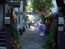Кетъринг: Детски рожден ден в частен дом, 45 гости  - 28.08.2009г.