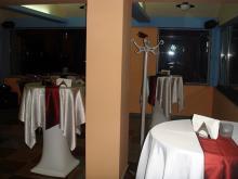Кетъринг: Коктейл в сградата на Юроспийд ООД, 45 гости - 03.12.2009г.