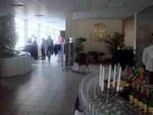 Кетъринг: Рожден ден в сградата на Евроинс АД, 150 гости - 12.06.2009г.