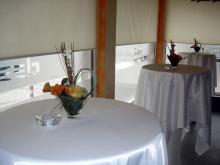 Кетъринг: Откриване на офис Inter American, 25 гости - 10.04.2008г