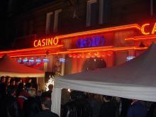 Кетъринг: Пет годишнина на казино Цезар, 150 гости - 21.09.2008г