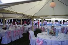 Кетъринг: Сватба в комплекс Черната котка-31.07.2011г.