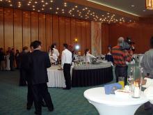 Кетъринг: 15 години фирма Миртал, 250 гости - 09.04.2009г