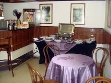 Кетъринг: Работен обяд в OMV, централен офис, 15 гости - 26.01.2010г.