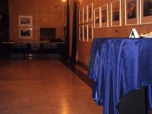 Кетъринг: Кафе пауза в Национална Галерия за Чуждестранно Изкуство, 60 гости - 13.01.2010г.