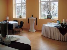 Кетъринг: Откриване на нова сграда към ресурсен център София град, 200 гости - 09.12.2009г.