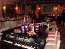 Кетъринг: Коледно парти в пиано бар Силикон, 110 гости - 09.12.2009г.