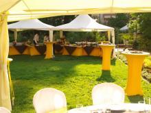 Кетъринг: Ботаническа градина, София - частно парти - 30.07.2012 г.