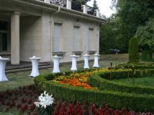 Кетъринг: Резиденция Лозенец - Сватба коктейл - 18.08.2012 г.
