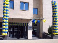 Кетъринг: Откриване на офис сграда Еврофутбол - 19.06.2012