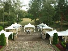 Кетъринг: Резиденция Лозенец - Гала вечеря - 20 години аптеки Марешки - 11.08.2012 г.