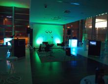 Кетъринг: Infiniti - Коледно парти - 15.12.2012 г.