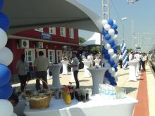 Кетъринг: Откриване на жп линия Пловдив - Димитровград  - 01.07.2012 г.