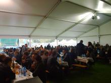 """Кетъринг: Празник на """"Kraft Foods"""" в гр. Своге - 21.09.2012 г."""