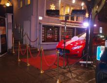 Кетъринг: Мазерати - връчване на награди - 17.12.2012 г.