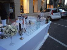 Кетъринг: Oткриване на бутик Modestamente - 27.09.2012 г.