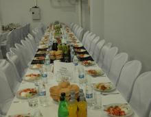 Кетъринг: Паралел Севлиево - новогодишно парти - 23.12.2012 г.