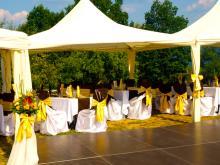 Кетъринг: Сватба в к-с Романтика с.Кръвеник - 28.07.2012 г.