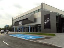 Кетъринг: Откриване на спортна зала в гр. Пловдив - 14.06.2012