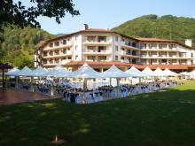 Кетъринг: Рибарица - сватба в хотел Света Екатерина - 04.08.2012
