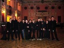 Кетъринг: Дипломиране на студенти от ФИАУ във ЦДНА, 400 гости